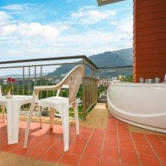 Отель Apk Resort 3* Номер Делюкс фото 2