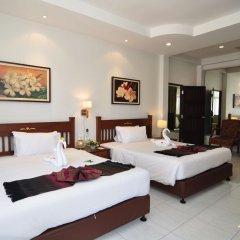 Отель Hyton Leelavadee Phuket комната для гостей фото 7