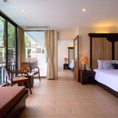Отель Patong Lodge 3* Люкс с различными типами кроватей