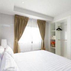 Отель VITS Patong Dynasty 3* Улучшенный номер разные типы кроватей фото 3