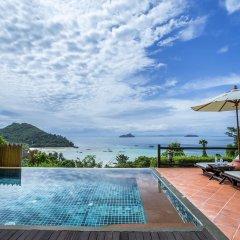 Отель Phi Phi Island Village Beach Resort 4* Вилла с различными типами кроватей фото 7