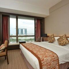 Peninsula Excelsior Hotel 4* Номер Делюкс с различными типами кроватей
