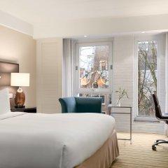 Renaissance Amsterdam Hotel 5* Стандартный номер с двуспальной кроватью