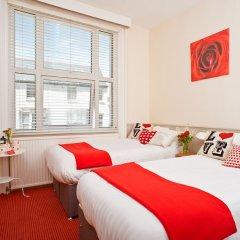 Отель Strawberry Fields 3* Стандартный номер с 2 отдельными кроватями фото 3