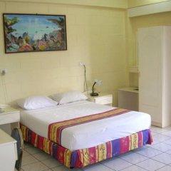 Grand Melanesian Hotel 2* Номер Делюкс с различными типами кроватей фото 8
