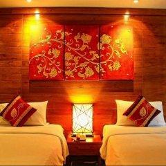 Отель Honey Resort 3* Номер Делюкс с разными типами кроватей фото 4