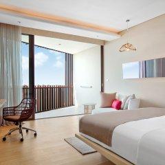 Отель Hilton Pattaya 5* Представительский номер с различными типами кроватей фото 5