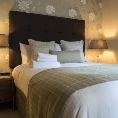 Апартаменты Dreamhouse at Blythswood Apartments Glasgow Апартаменты с различными типами кроватей