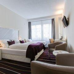 Best Western Hotel Hannover City 3* Стандартный семейный номер с 2 отдельными кроватями