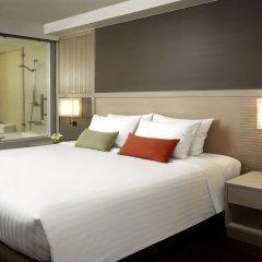 Signature Pattaya Hotel 4* Улучшенный номер с различными типами кроватей