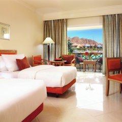 Отель Movenpick Resort Taba 5* Стандартный номер с 2 отдельными кроватями