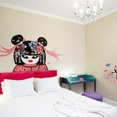 Отель Grecotel Pallas Athena Улучшенный номер с различными типами кроватей