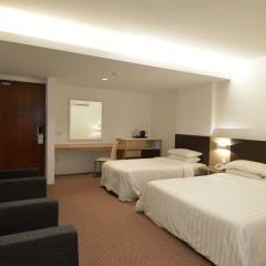 VIP Hotel 2* Номер Делюкс с различными типами кроватей