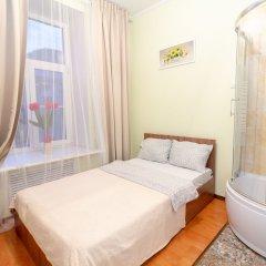 Мини-отель 6 комнат Стандартный номер с двуспальной кроватью