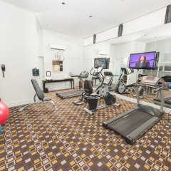 Bentley Hotel гимнастика