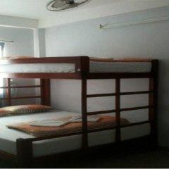 Отель Thanh Thuong Guesthouse Кровать в общем номере с двухъярусной кроватью