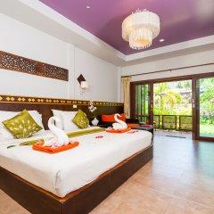 Отель Koh Tao Simple Life Resort 3* Стандартный номер с различными типами кроватей