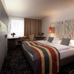 Отель Mercure Wien Zentrum 4* Стандартный номер с различными типами кроватей
