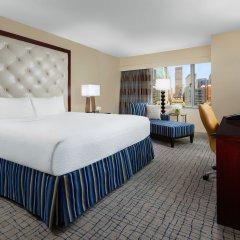 Отель Crowne Plaza Times Square Manhattan 4* Стандартный номер с различными типами кроватей фото 5