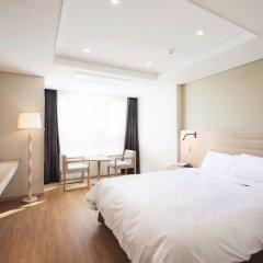 Crown Harbor Hotel Busan 3* Представительский номер с различными типами кроватей