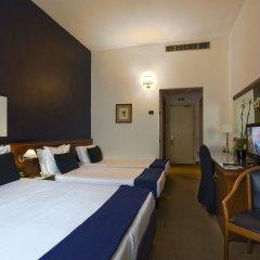 Grand Hotel Tiberio 4* Стандартный номер с различными типами кроватей фото 32