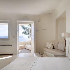 Mystique, a Luxury Collection Hotel, Santorini 5* Люкс с различными типами кроватей