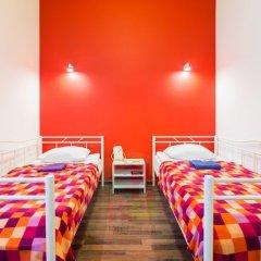 Хостел Mozaika Номер с общей ванной комнатой с различными типами кроватей (общая ванная комната)