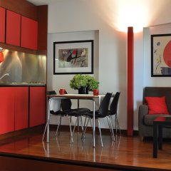 Отель Residence Le Corti 2* Апартаменты с различными типами кроватей