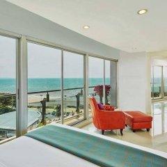 Отель Royal Beach View Suites Люкс