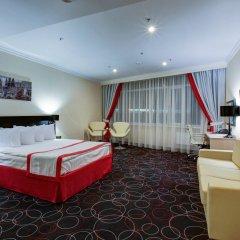 Принц Парк Отель 4* Номер Бизнес с различными типами кроватей фото 4