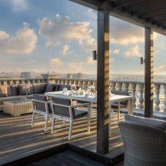 Отель Kempinski Mall Of The Emirates 5* Представительский люкс с различными типами кроватей фото 3
