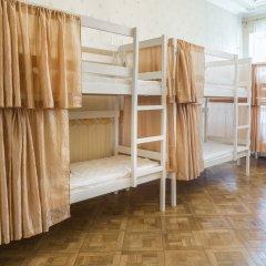 Хостел Saint Germain Кровать в мужском общем номере с двухъярусной кроватью