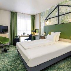 Mercure Hotel Hannover Mitte 4* Стандартный номер разные типы кроватей