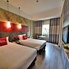 Отель ibis Xiamen Kaiyuan 3* Стандартный номер с различными типами кроватей
