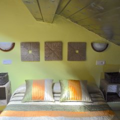 Отель La Terraza de Onís 3* Коттедж разные типы кроватей
