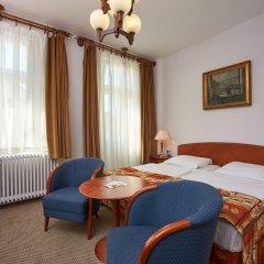 Отель Danubius Gellert 4* Номер категории Эконом