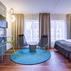Comfort Hotel Vesterbro 3* Номер Делюкс с различными типами кроватей фото 3