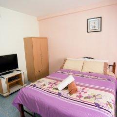 Отель Pattaya Holiday Lodge 3* Стандартный номер