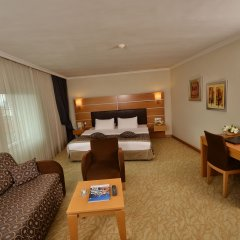 Ankara Plaza Hotel комната для гостей фото 2