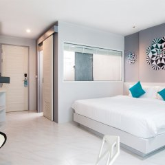 Отель The Crib Patong 3* Номер Делюкс фото 2