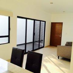 Отель Apartamentos Torre II Condominios Апартаменты с различными типами кроватей фото 2