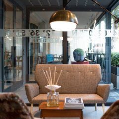 Отель UP Римини гостиничный бар