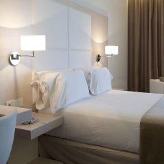Hotel Porta Fira 4* Sup 4* Стандартный номер с различными типами кроватей фото 11