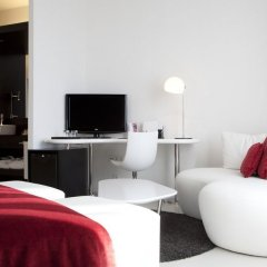 Hotel Porta Fira Sup комната для гостей фото 11