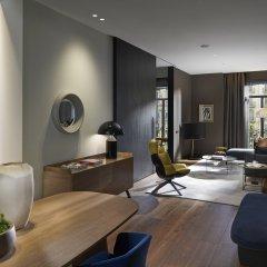 Отель Mandarin Oriental Barcelona 5* Люкс повышенной комфортности с различными типами кроватей