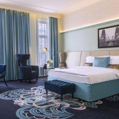 Гостиница Radisson Royal 5* Люкс разные типы кроватей фото 7