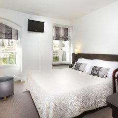 Odéon Hotel 3* Стандартный номер с различными типами кроватей фото 13