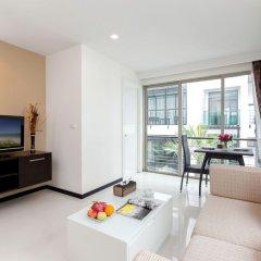 Апартаменты The Regent Phuket Serviced Apartment Kamala Beach жилая площадь фото 8
