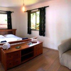 Отель Villa Vahineria 9pax 4* Вилла с различными типами кроватей