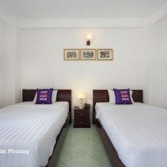 N.Y Kim Phuong Hotel 2* Улучшенный номер с 2 отдельными кроватями